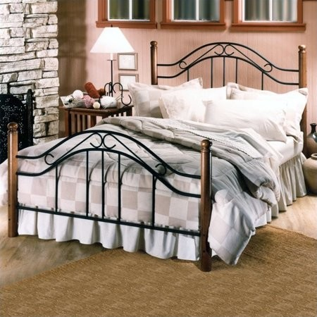 Hillsdale Furniture Winsloh Twin Bed with Bedframe