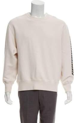 Yeezy Calabasas Crew Neck Pullover Graphic Sweatshirt