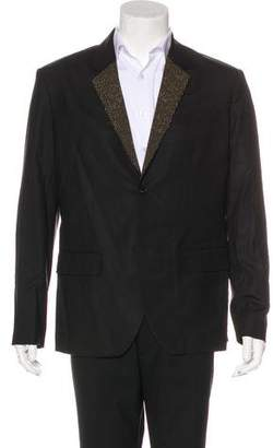 Marc by Marc Jacobs Two-Button Embellished Blazer w/ Tags