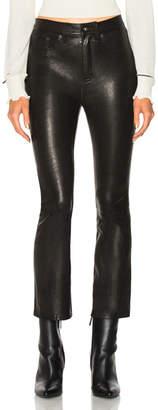 rag & bone/JEAN Hana Leather Pant