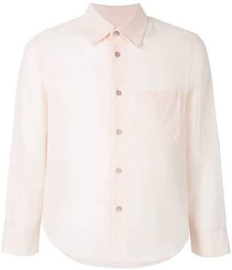 Marni cropped classic shirt
