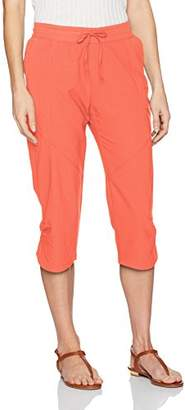 Lee Women's Relaxed Fit Performance Essence Capri Pant