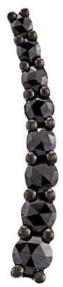 Black Diamond Alinka Dasha left side small slider earring