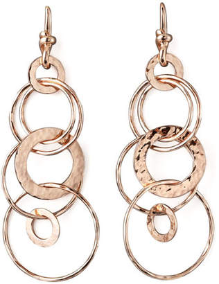 Ippolita Rose Multi-Link Jet-Set Earrings, Mini
