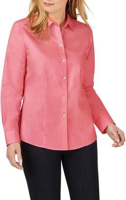 Foxcroft Dianna Non-Iron Cotton Shirt