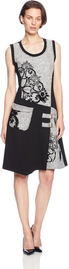 Desigual Women's Dress Mimosa