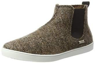 Living Kitzbühel Unisex Adults Boots Tweed Chelsea Slippers
