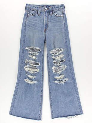 Byfar Crush Hipup Flare Jeans