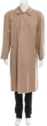 Burberry Wool-Blend Overcoat