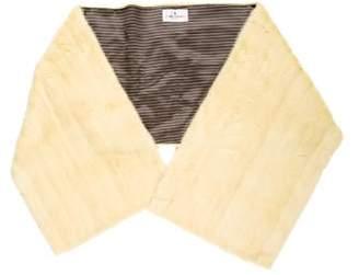 J. Mendel Dyed Mink Fur Stole