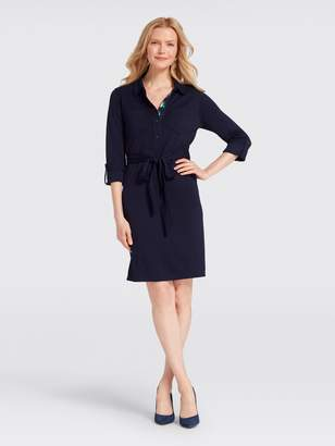 Draper James Popover Shirtdress