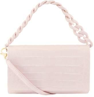 Nancy Gonzalez Crocodile Thick Chain Bag