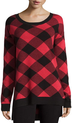ARIZONA Arizona Long-Sleeve Easy Tunic Sweater - Juniors $34 thestylecure.com