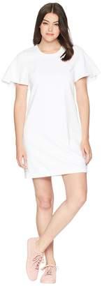 7 For All Mankind Popover Dress w/ Kick Sleeves Women's Dress