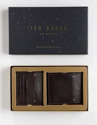 Ted Baker Taglee Wallet & Card Holder Gift Set