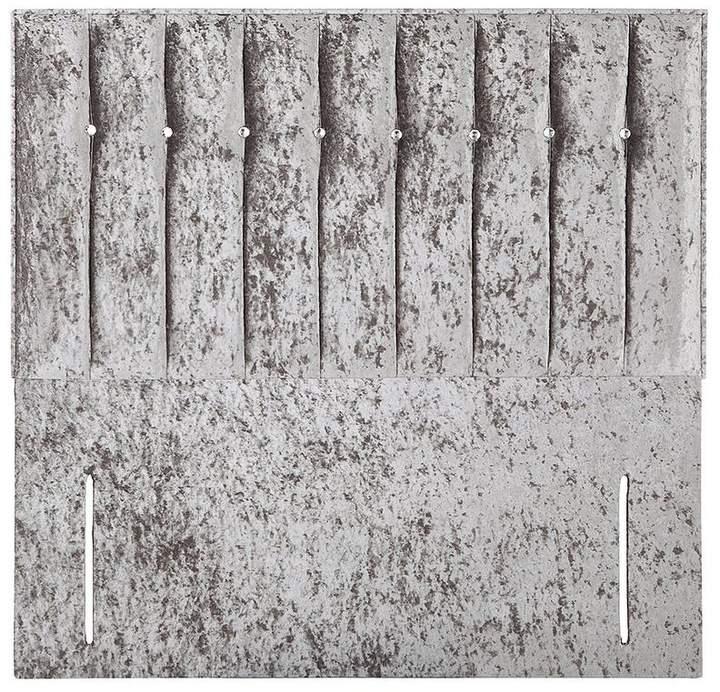 Eden Floor Standing Fabric Headboard