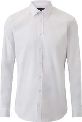 Jim Poplin Stretch Shirt