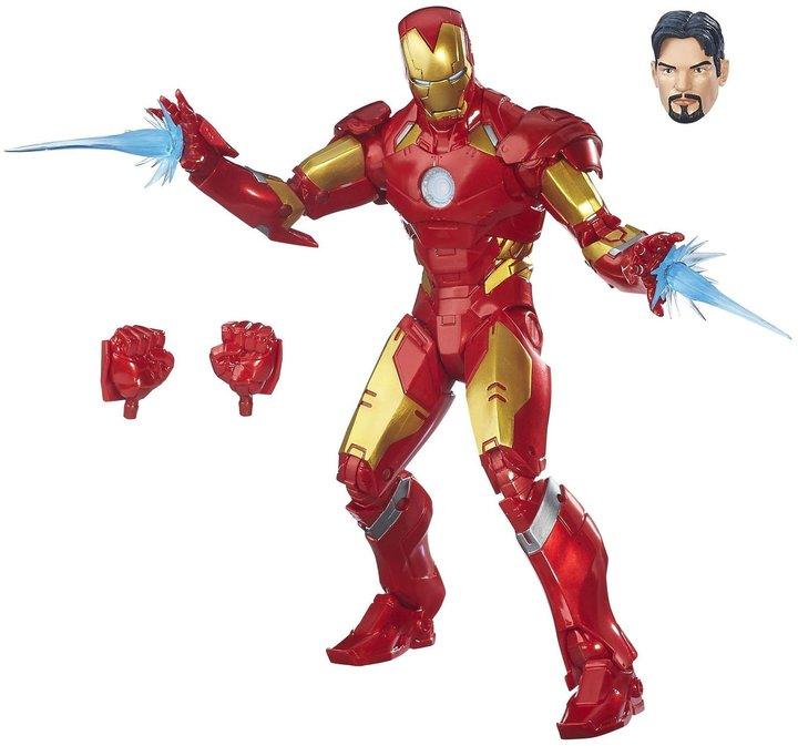AVENGERS 12 In Legends Iron Man