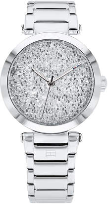 Tommy Hilfiger Women Stainless Steel Bracelet Watch 32mm