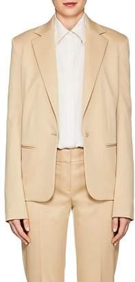 The Row Women's Felmon Virgin Wool One-Button Jacket