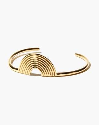 Madewell Odette New York Aalto Cuff Bracelet