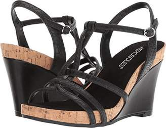 Aerosoles Women's Plush Song Wedge Sandal