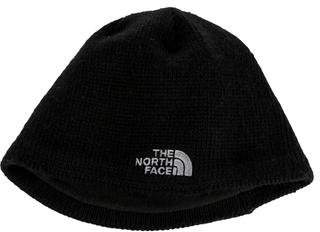 The North Face Rib Knit Logo Beanie