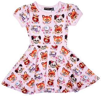 Rock Your Baby Little Creatures Dress