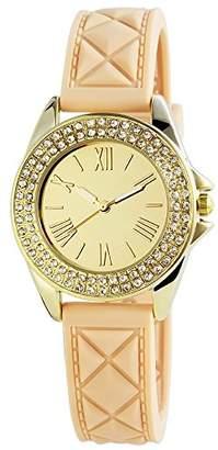 Excellanc Women's Quartz Watch 195502800003 195502800003 with Rubber Strap