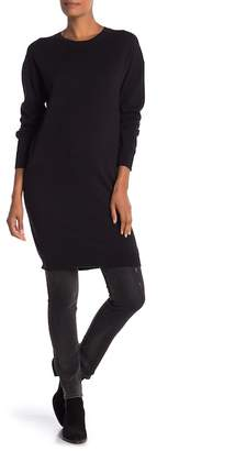 Vince Long Sleeve Solid Tunic
