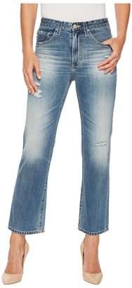 AG Adriano Goldschmied Rhett in 12 Years Navy Seal Women's Jeans