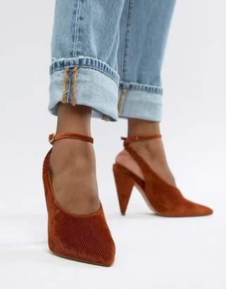 Asos Design DESIGN Patience high heels