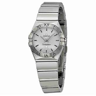 Omega Women's 123.10.24.60.02.002 Constellation 09 Polished Dial Watch