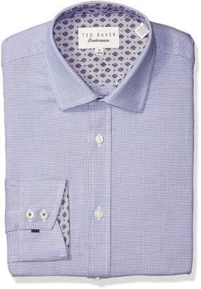 e8f8a237cb5b at Amazon Canada · Ted Baker Men s Renton Slim Fit Dress Shirt