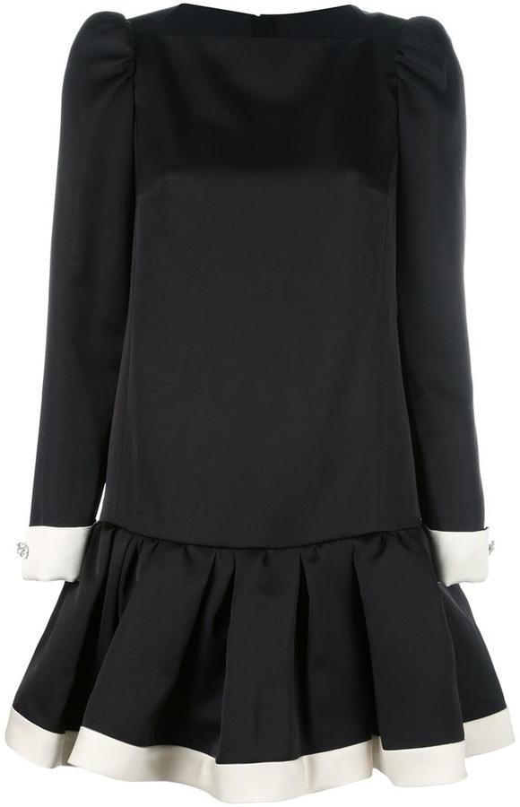 Marc JacobsMarc Jacobs ruffle skirt mini dress