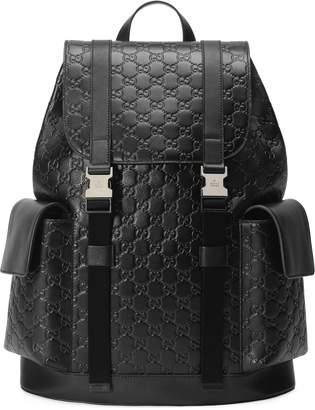 Gucci Signature backpack