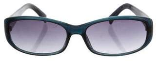 DKNY Tinted Square Sunglasses