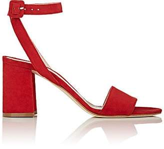 Barneys New York WOMEN'S SUEDE ANKLE