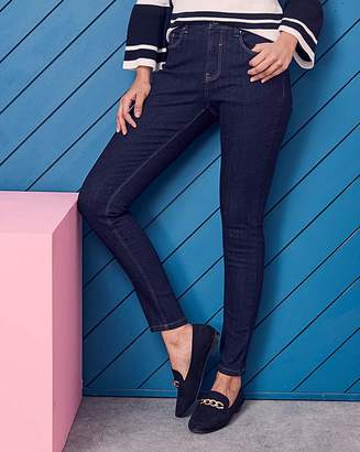 Fashion World Skinny Leg Jeans Short