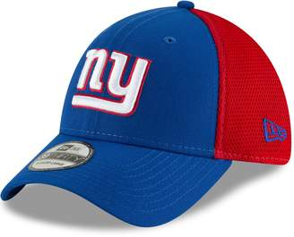 New Era Adult New York Giants 39THIRTY Sided Flex-Fit Cap f5a94c708
