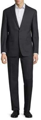 Calvin Klein Windowpane Suit