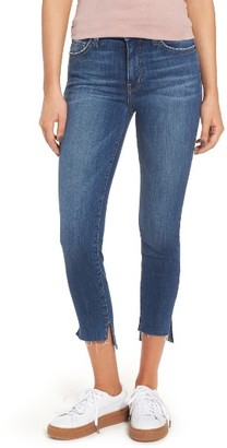 Women's Current/elliott The Stiletto High Waist Skinny Jeans $218 thestylecure.com
