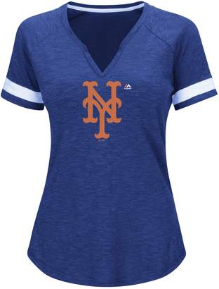 Majestic Plus Size New York Mets Game Stopper Tee