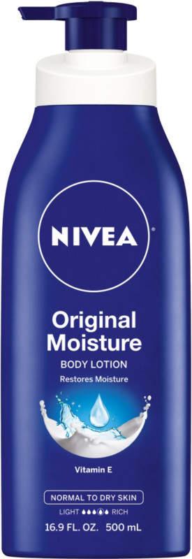 Nivea Original Moisture Body Lotion