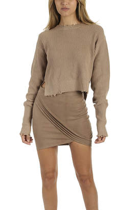 RtA August Crop Sweater