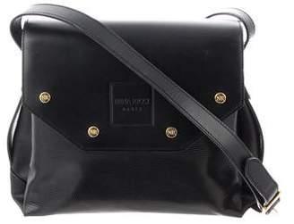 Nina Ricci Embossed Leather Crossbody Bag