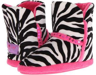 M&F Western Kids Sequin Boot Slippers Girls Shoes