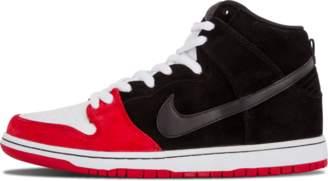 Nike Dunk High Premium SB 'Uprise' - Black/University Red