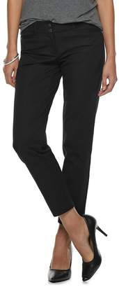 Apt. 9 Women's Torie Straight-Leg Ankle Pants