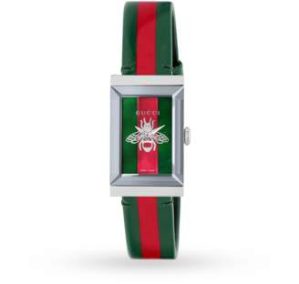 3cd89fd95df Gucci G-frame Watch - ShopStyle UK